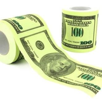 Rouleau Papier Toilette Dollar