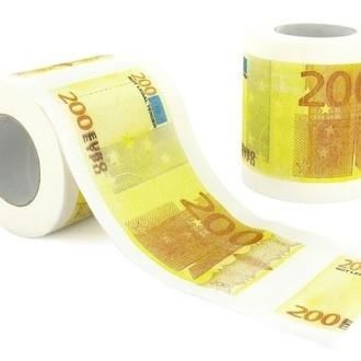 Rouleau Papier Toilette Euro
