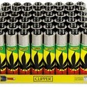 Briquet Clipper Rasta