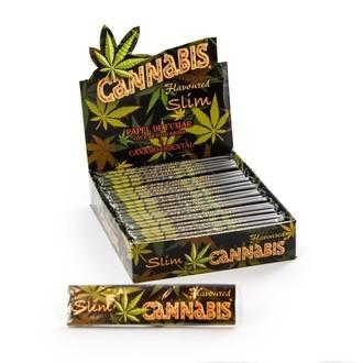 Feuilles à rouler Parfum Cannabis Grand Modèle