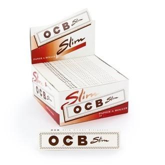 Feuilles à rouler OCB Blanc Grand Modèle