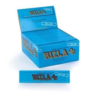 Feuilles à rouler Rizla Bleu Grand Modèle