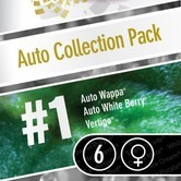 Auto Collection Pack 1 (Paradise Seeds) feminisiert