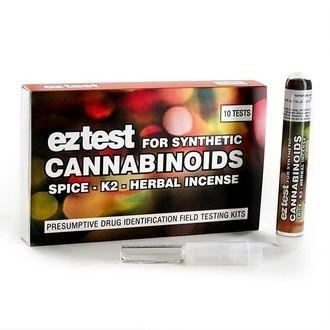 EZ Test Cannabinoïdes Synthétiques