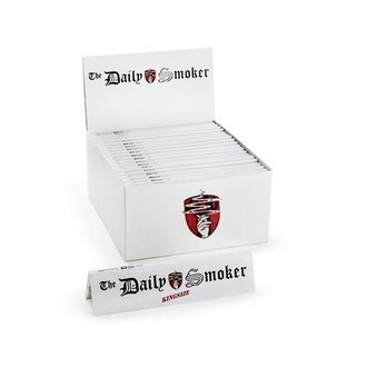 The Daily Smoker Feuilles à rouler King Size
