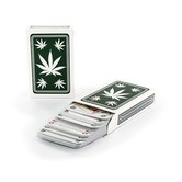 Cartes à jouer Marijuana