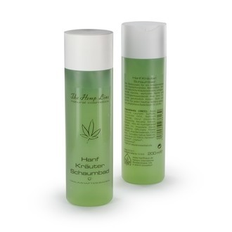 Bain moussant Hemp-Flower (Hemp Line)