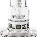 Glass Oil Bong Blaze Turbine Ice