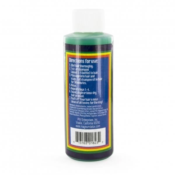 Top Magnum Detox Shampoing Purifiant pour Cheveux - Zamnesia GJ57
