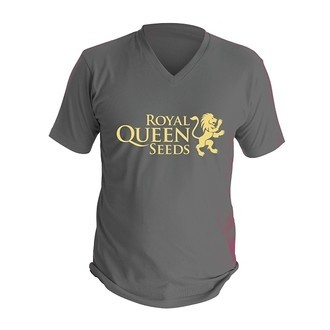T-Shirt Logo Royal Queen Seeds