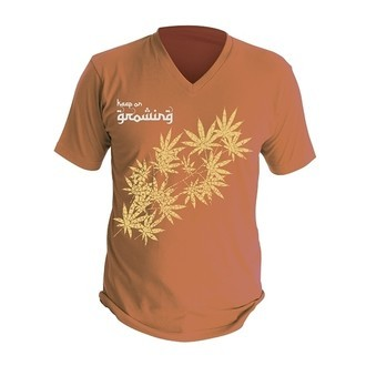 T-Shirt Royal Queen Seeds Keep On Growing