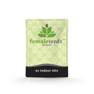 Indoor Mix (Female Seeds) féminisée