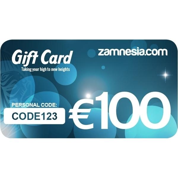 Carte Cadeau Zamnesia.Carte Cadeau Zamnesia 100 Euros