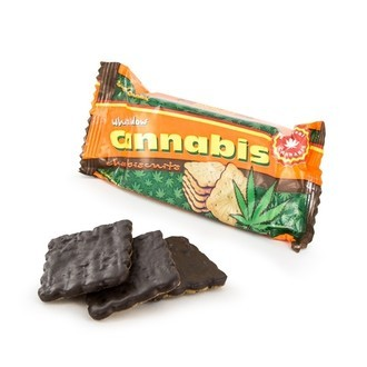Biscuits Choco Cannabis