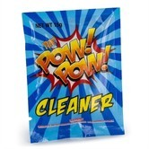 Pow! Pow! Reinigungsmittel