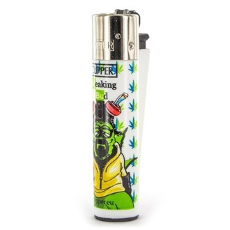 Briquet Clipper Breaking Bud