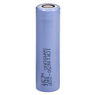 Pile Rechargeable 18650 (2200 mAh)