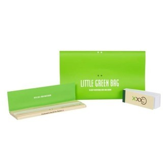 The Little Green Bag