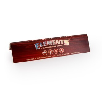 Feuilles À Rouler Elements King Size Slim 'Slow Burn'