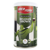 Kit À Bière Brewferm Belgian Brown(15 L)