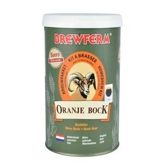 Kit À Bière Brewferm Oranje Bock (12 L)