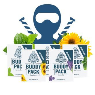 Buddy Mix Pack CAMOUFLAGE