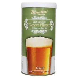 Kit À Bière Muntons Export Pilsner (1,8 kg)