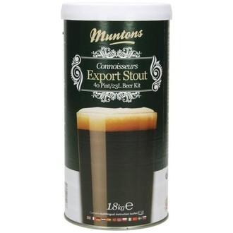 Kit À BièreMuntons Export Stout (1,8 kg)