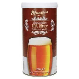 Kit À Bière Muntons IPA Bitter (1,8 kg)