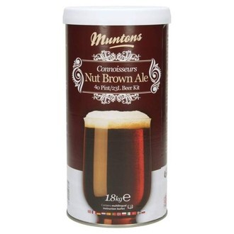 Kit À Bière Muntons Nut Brown Ale (1,8 kg)