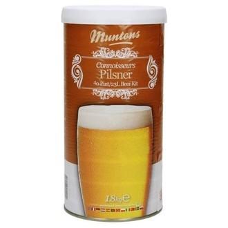 Kit À Bière Muntons Pilsner (1,8 kg)