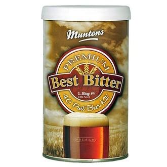 Kit À Bière Muntons Premium Bitter (1,5 kg)