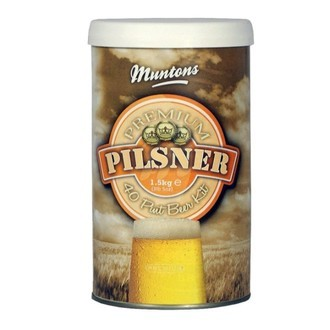 Kit À Bière Muntons Premium Pils (1,5 kg)