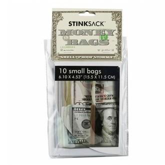 Pochons Stink Sack Money Bags (10 pièces)