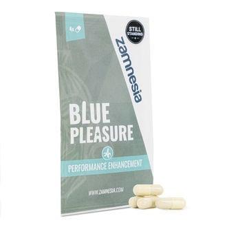 Blue Pleasure