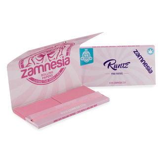 Feuilles À Rouler Roses Kingsize 'Runtz' + Filtres + Plateau (Zamnesia)
