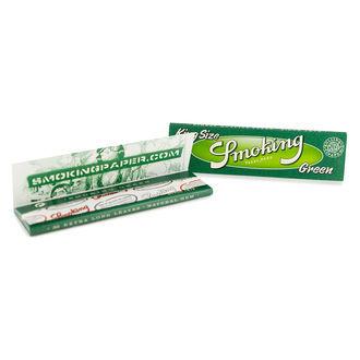 Feuilles à Rouler Smoking Green King Size