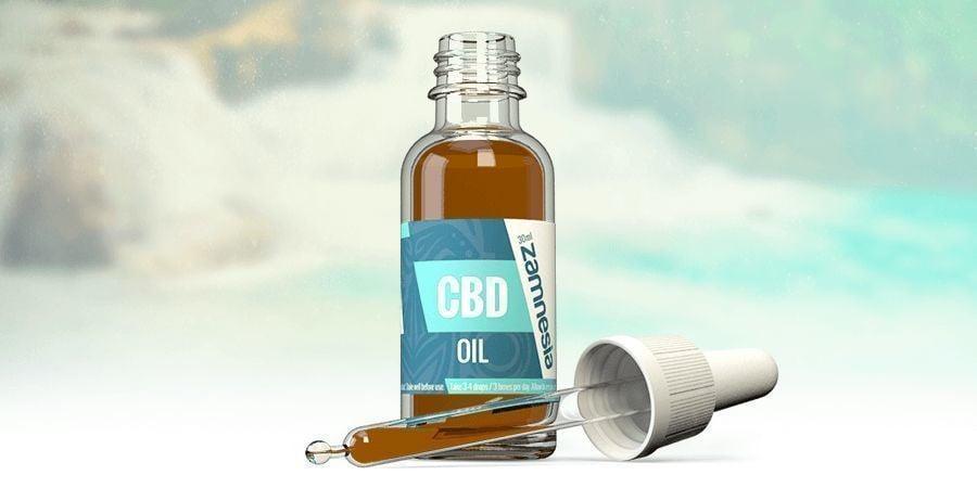 Huile De Cannabis, Huile De Chanvre Et Huile De CBD