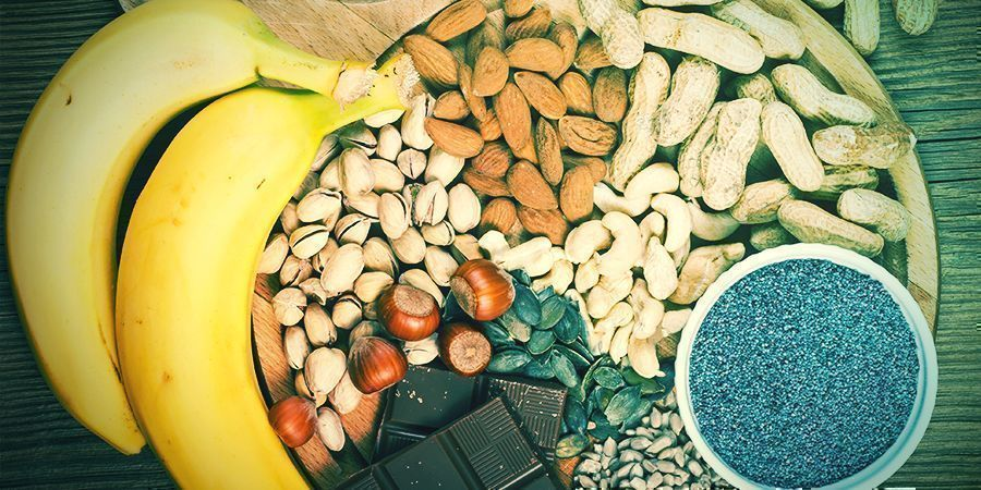 Sources D'aliments Riches En Magnésium