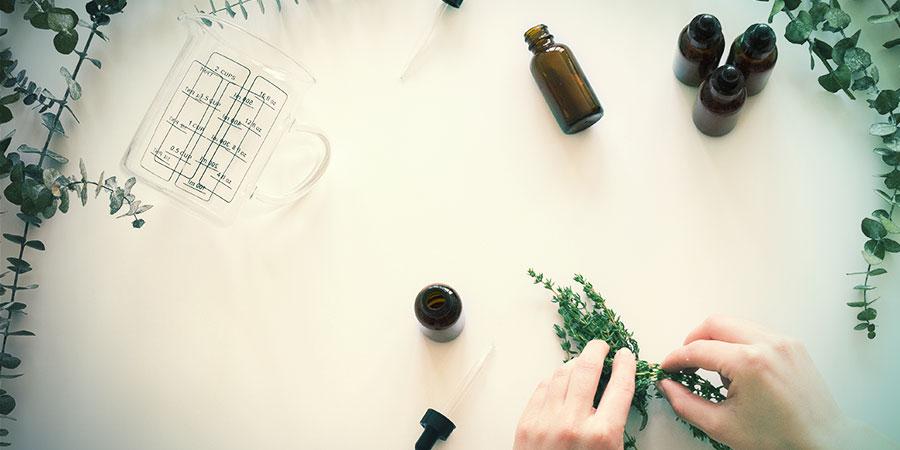 Faire Sa Propre Teinture De Cannabis