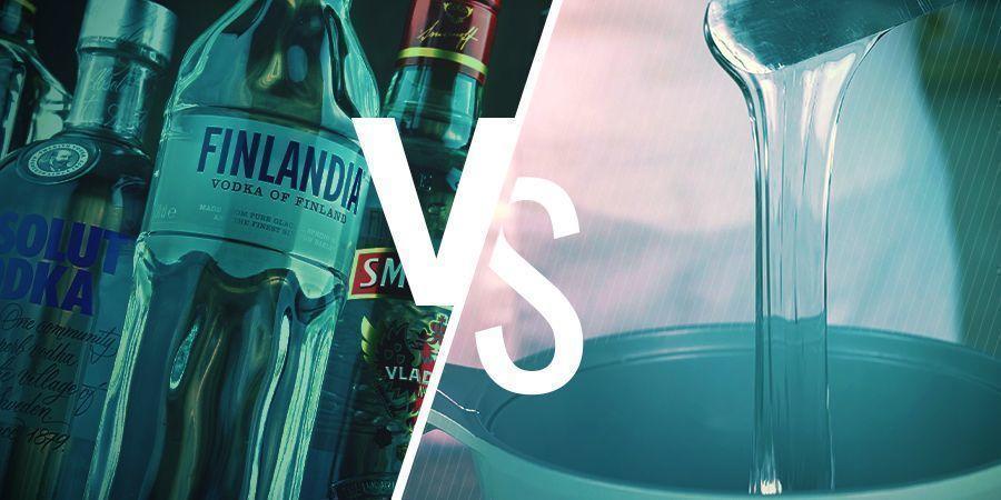 Choisir Entre Alcool À 90° Et Glycérine