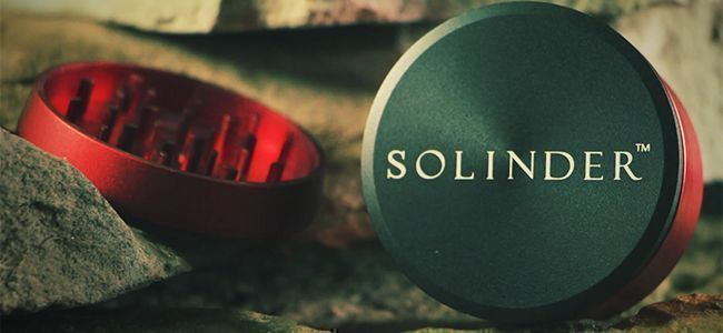 SOLINDER METAL GRINDER D'AFTER GROW