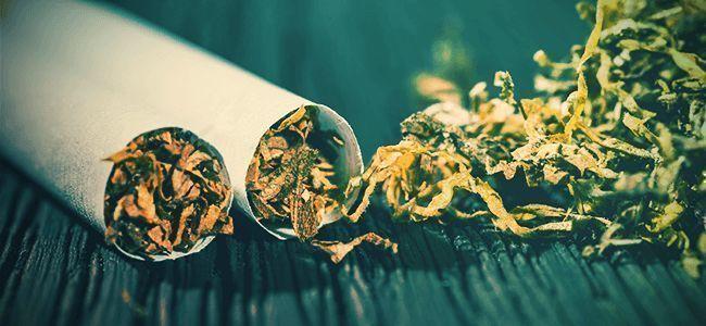 Tabac en Joint?