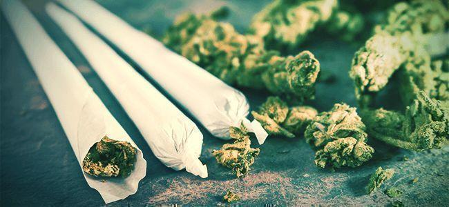 Fumer Du Cannabis Joint