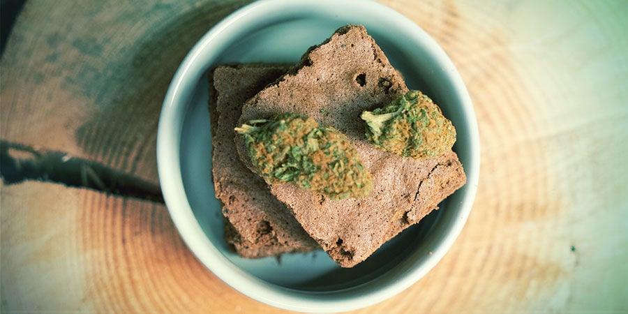 Comestibles Au Cannabis