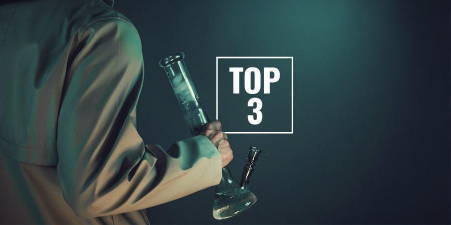 Top 3 Des Bangs En Verre Borosilicate Sur Zamnesia