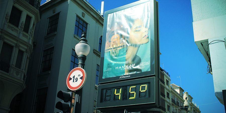 Température Cultiver Cannabis Espagne