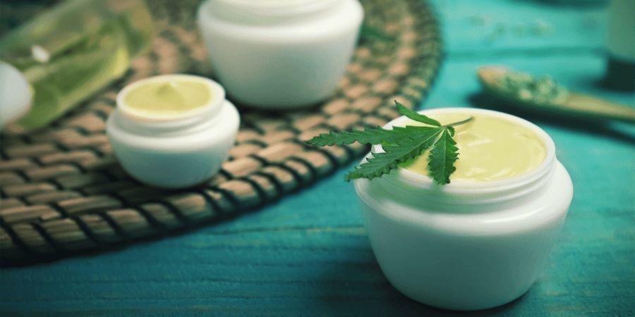 Tiges De Cannabis: Crèmes Au Cannabis