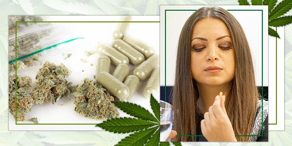 Pilule De THC