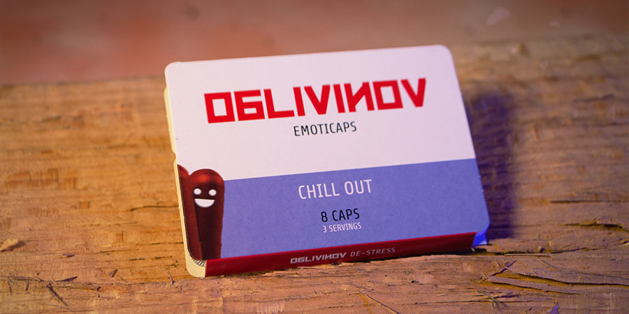 Oblivinov Chill Out